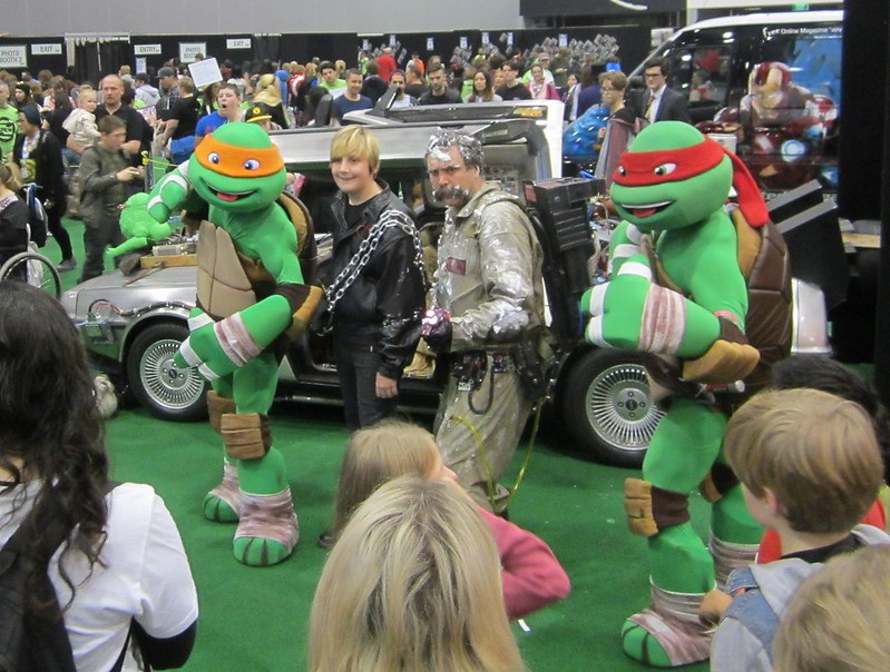 OzComicon 2015: Whatever you do, don't cross the franchises!
