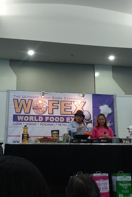 World Food Expo (WOFEX) Mindanao 2015 Photos Chef Jackie Laudico and Chef Roland Laudico - Davao Food Trips IMG_20150625_133242