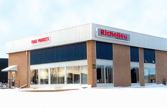 Richelieu increased sales in Q2