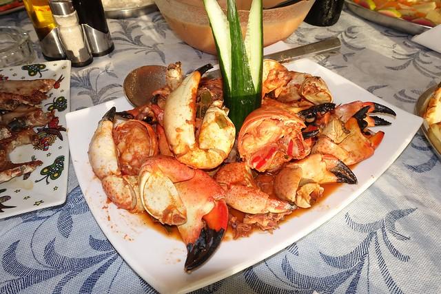 stone crab cuba