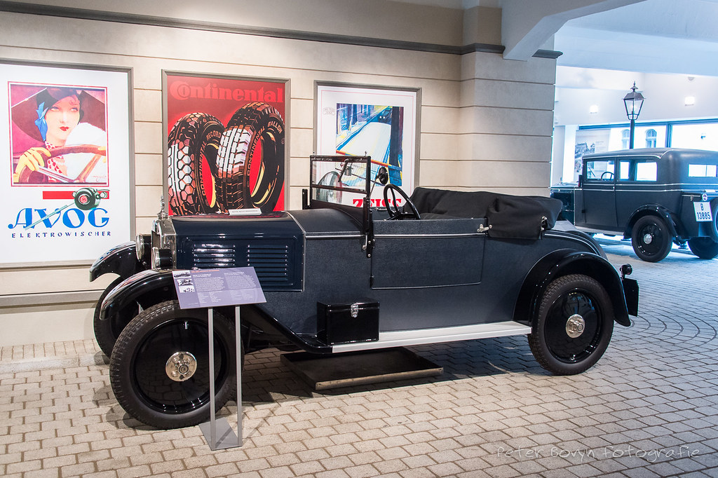 DKW P15 Convertible - 1929 | 1928 - 1929 The first car of DK… | Flickr