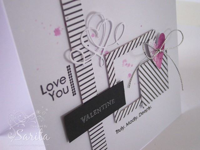 Valentine's card 2c