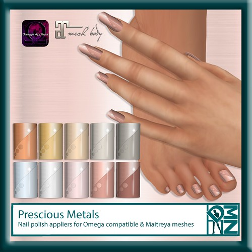 Prescious Metals Nail Applier