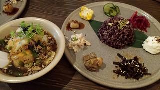 Tofu Agedashi at Neko Neko