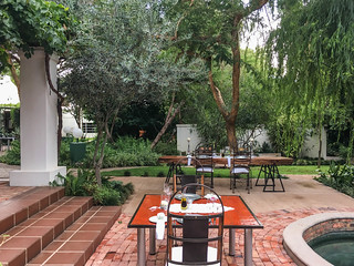 Restaurant African Vineyard Guest House