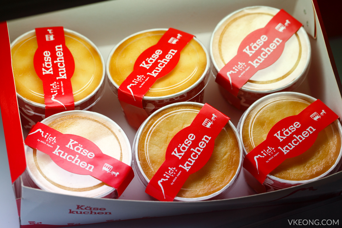 Milch Cheese Cup 6 pack
