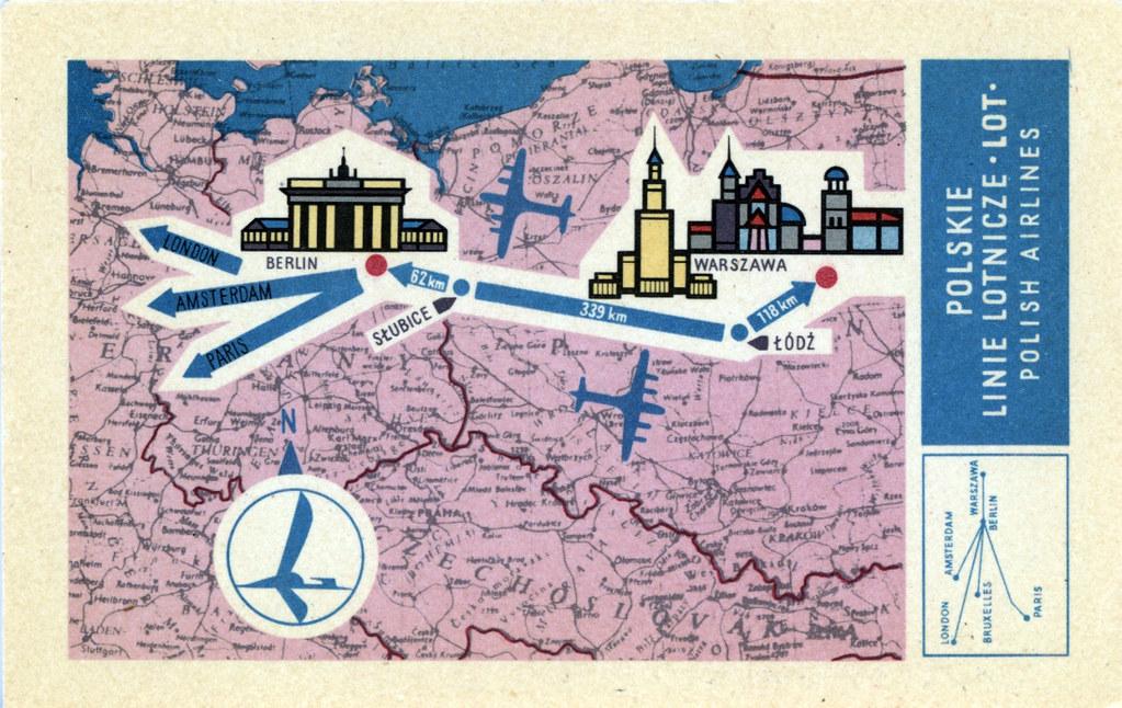 Alcune idee e modi di venire a Varsavia in Polonia.