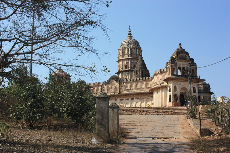 Lakshmi Narayan Temple Орча