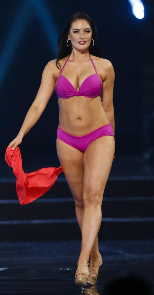 Miss Universe I >> Miss Universe Canada 2016 Siera Bearchell in bikini 1 | Flickr