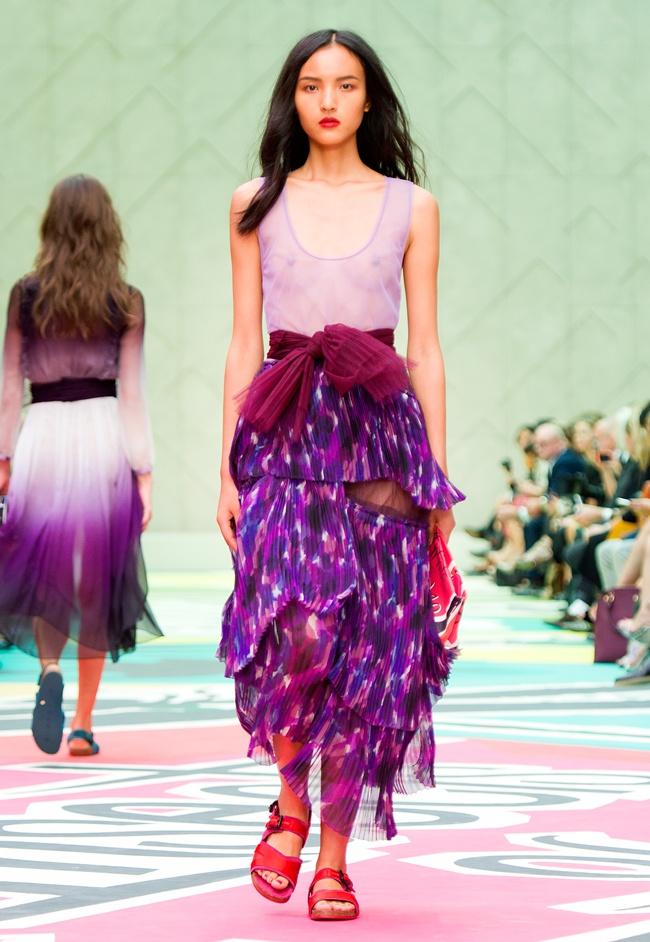 7 Burberry Prorsum Womenswear Spring Summer 2015