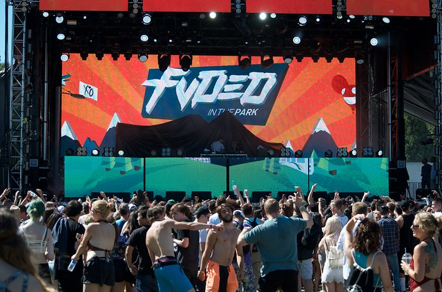 FVDED in the Park 2015