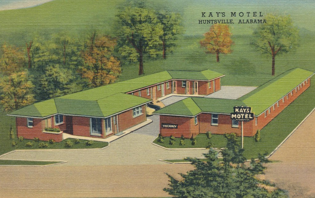 Kay's Motel - Huntsville, Alabama