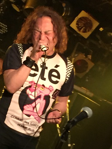 THE ELECTRIC EEL live at ShowBoat, Tokyo, 29 Jun 2015. 3055