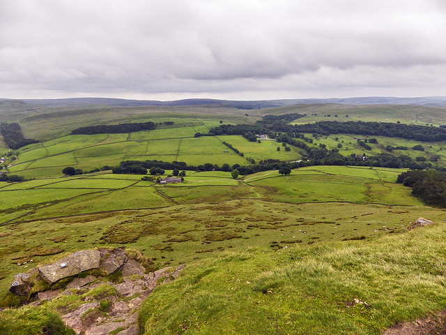 More views from the summit of Shutlingsloe