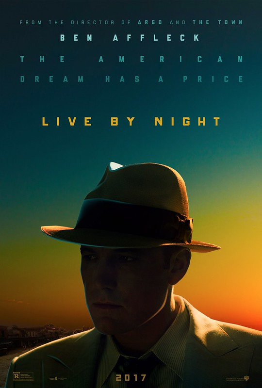 Live by Night - Poster 1