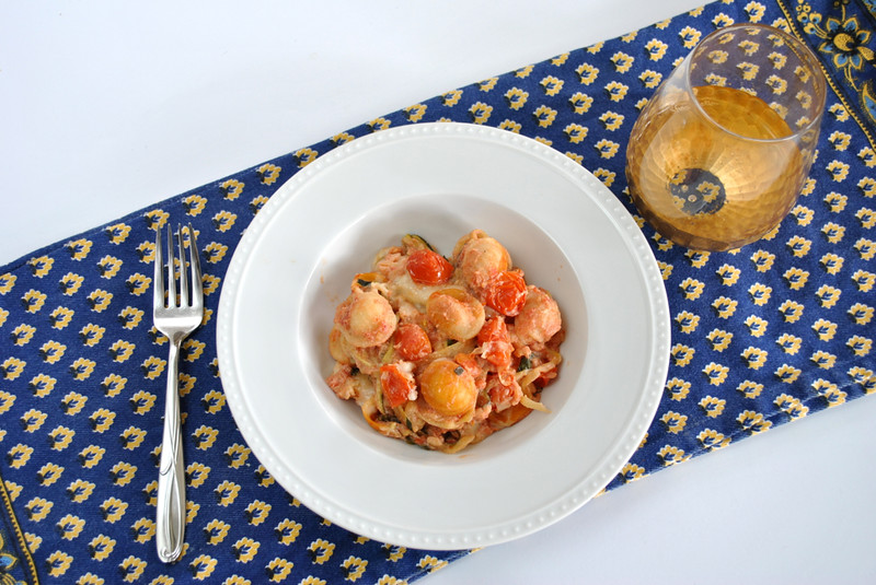 Pasta Bake Recipe-@akeeleywhite-Head to Toe Chic
