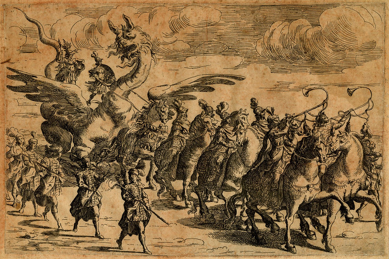 Parade of Monsters 5, 1560-1600