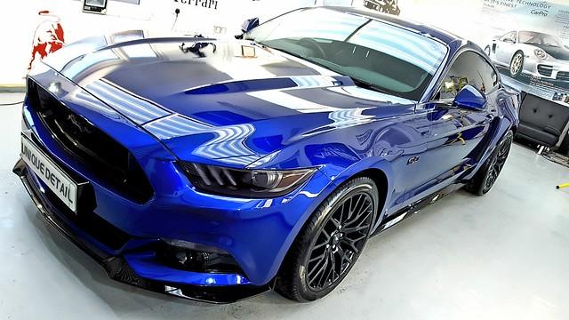S550 Mustang NCP Detail
