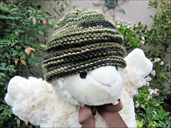 Camo Baby Hat