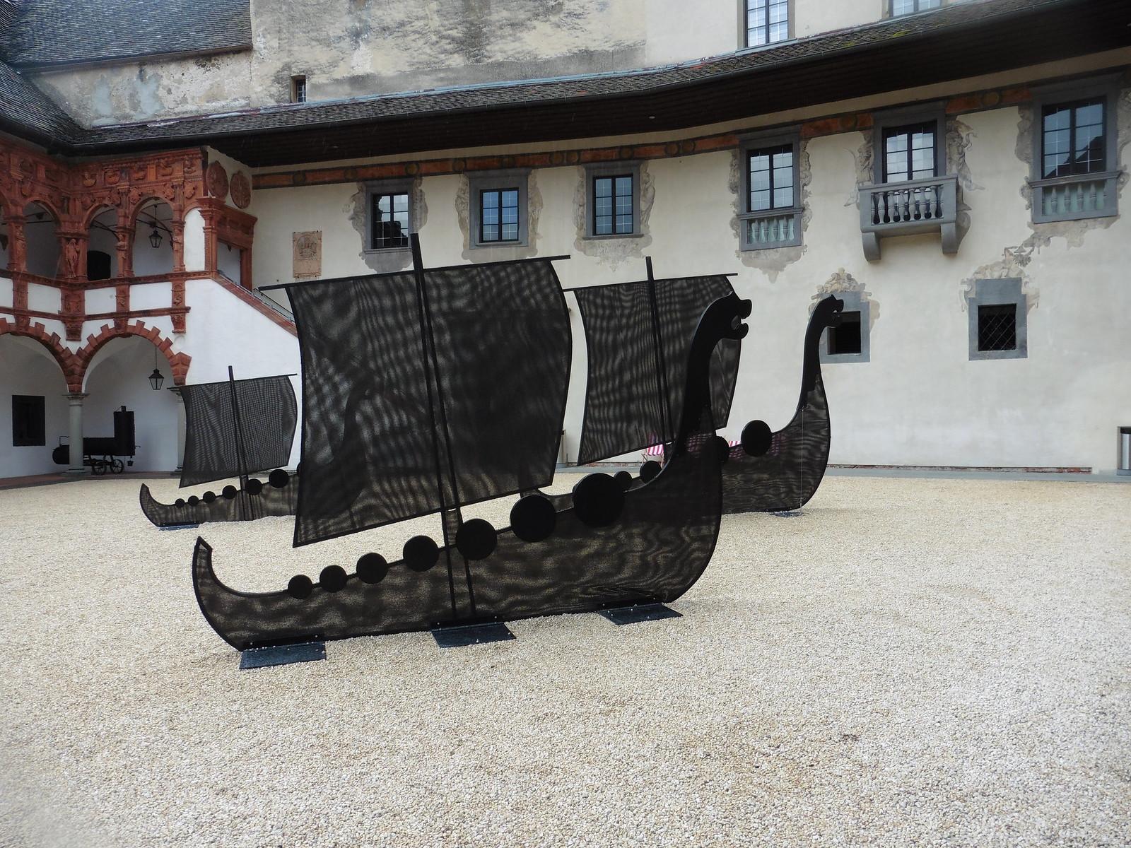 Wikingerausstellung, Schallaburg