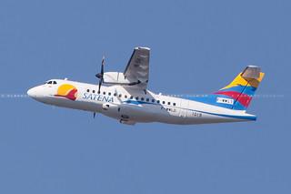 SATENA ATR 42-600 cn 1016 F-WWLD // HK-5114
