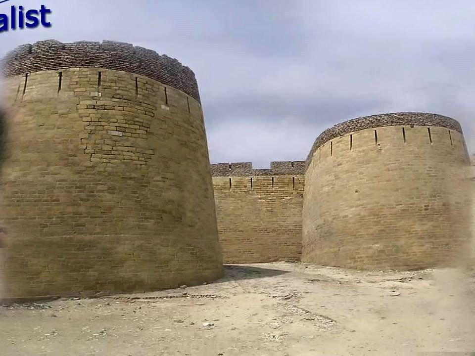 Umerko Fort Umerkot Fort Where Akbar The Great Was Born