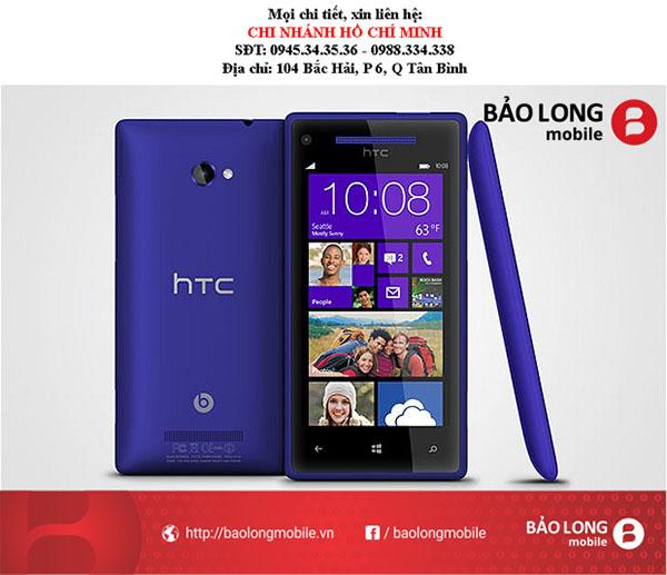Các thủ thuật xử lý 1 số lỗi trên điện thoại HTC 8X trong khi sử dụng