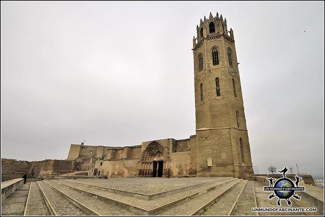 Catedral de Lleida, Cataluña. España.