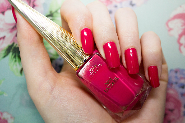Joan Collins Beauty Nail Lacquer in Evelyn