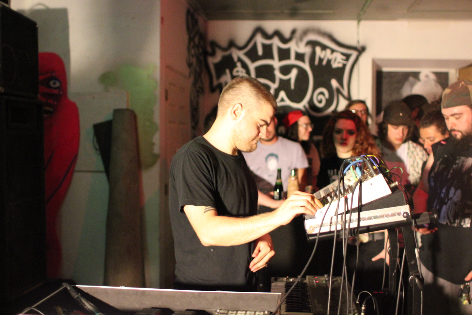 Ruby Block at Sweatshop | June 18, 2015