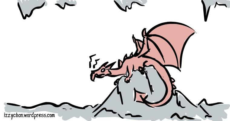 red dragon final boss