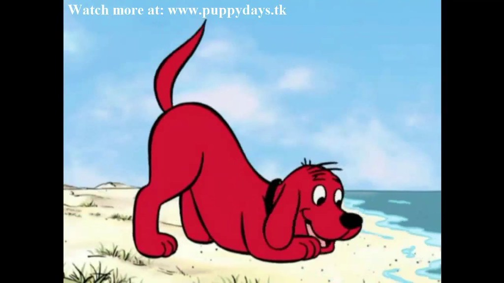 clifford the big red dog full episodes babysitter blues flickr