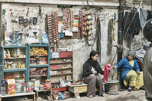Napal, Katmandu.