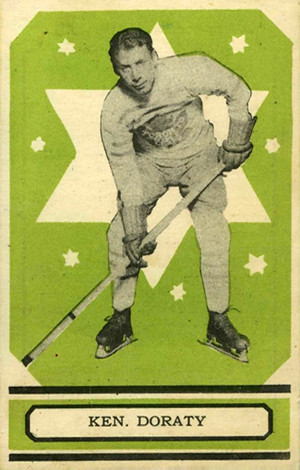 Doraty Maple Leafs 1933 WWG