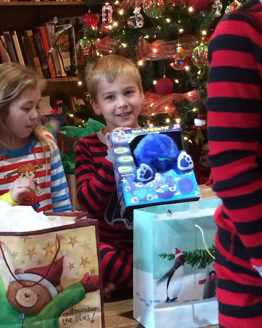 School Christmas Party's and Kiki's 201438
