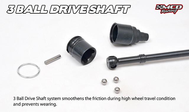 15_3_Ball_Drive_Shaft