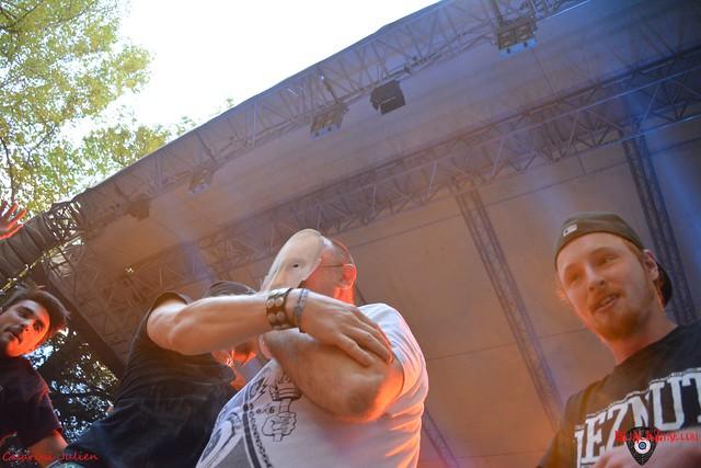 DEEZ NUTS @ Punkrock Holiday [Tolmin-Slovenia]