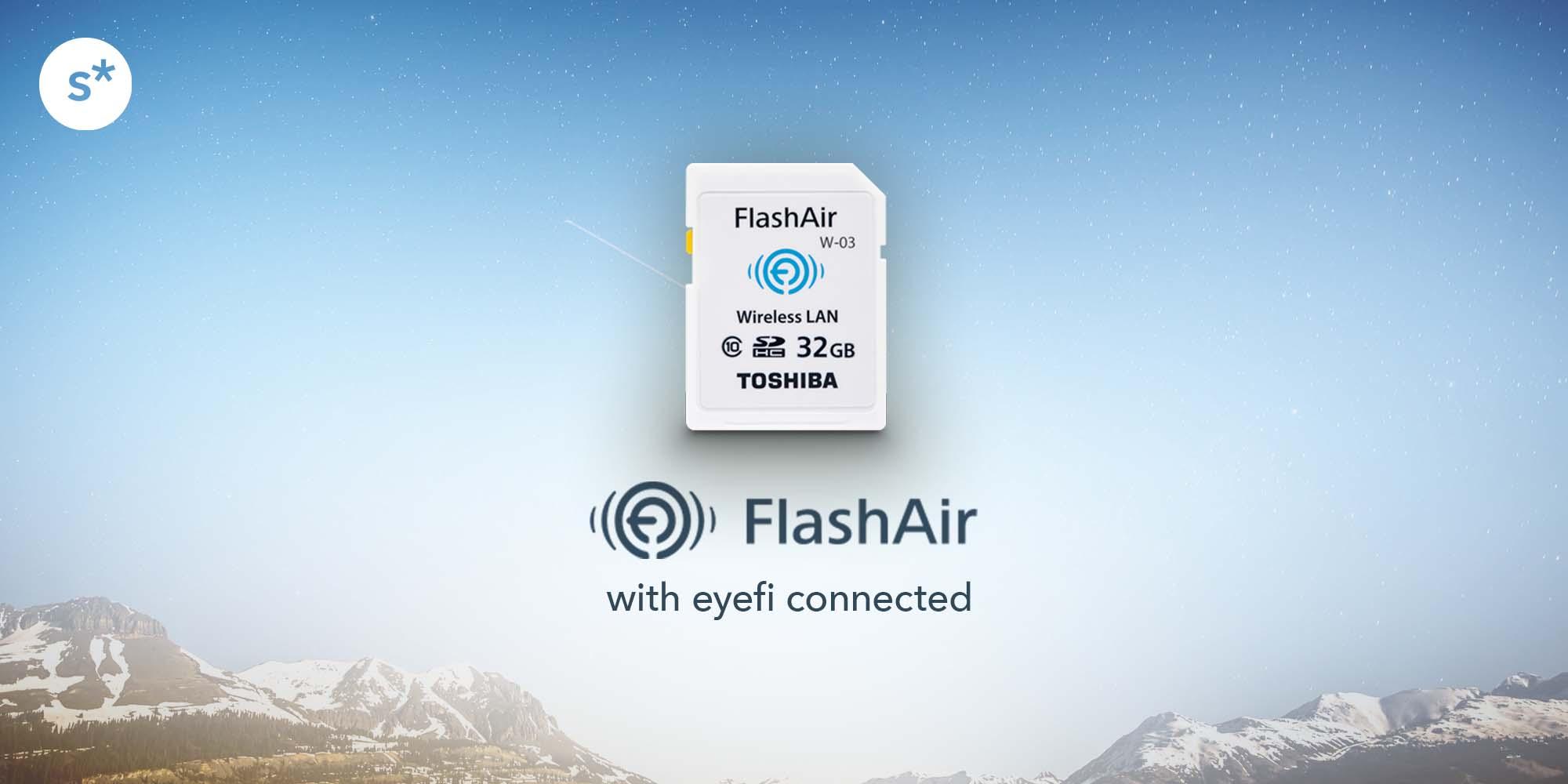 flashair-eyeficonnected