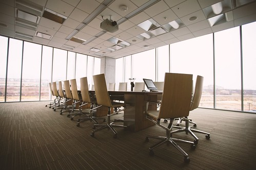 Boardroom Office Meeting Executive - Must Link to https://thoroughlyreviewed.com | by ThoroughlyReviewed