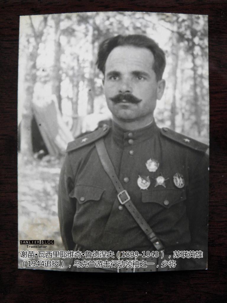 乌克兰游击队指挥官13
