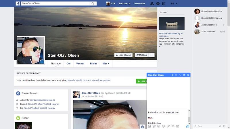 facebook stekke