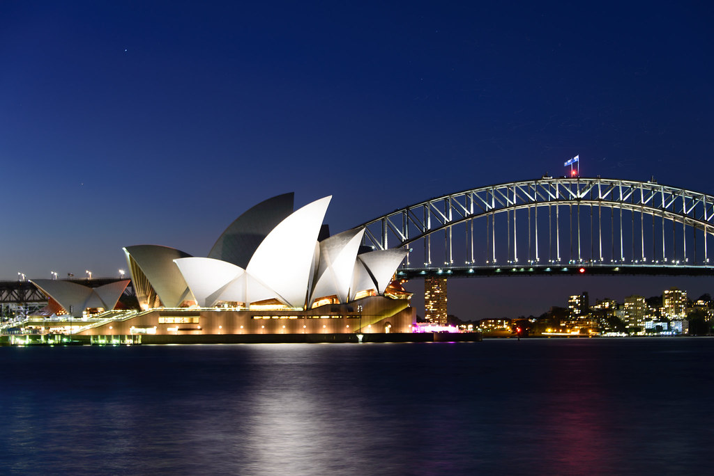 how to make 3d sydney opera house