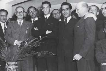 Antonio Jaén Morente y Manuel Rodríguez