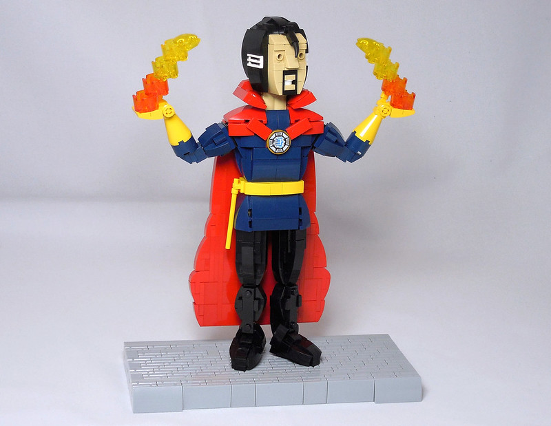 LEGO® MOC by Vitreolum: Doctor Strange Alternate