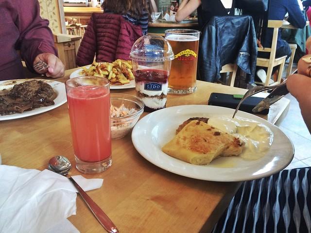 Restaurante Lido de Tallin, Estonia