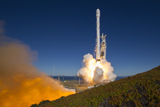 Iridium-1 Launch | by Official SpaceX Photos