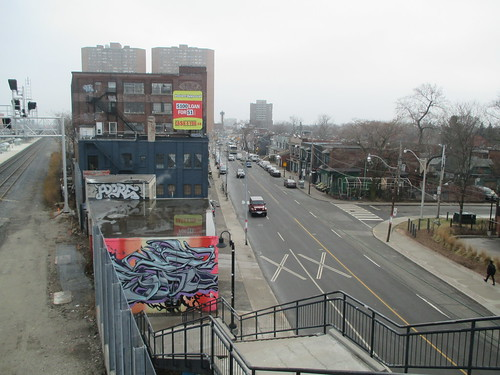 View from the Wallace Avenue Footbridge (8)