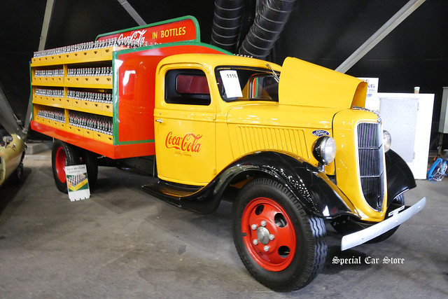 1936 Ford Model 51 Coco-Cola Truck