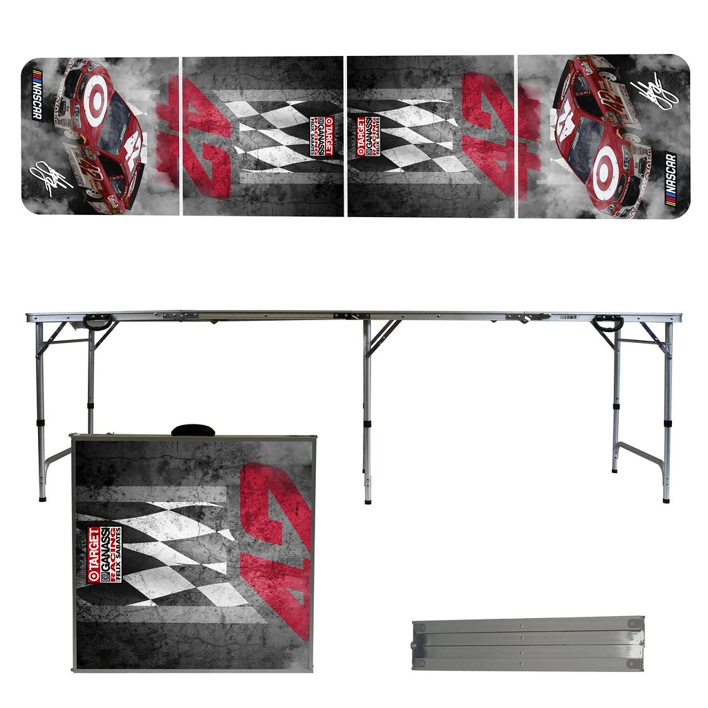KYLE LARSON #42 Tailgating, Camping & Pong Table