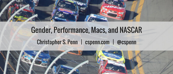 Gender, Performance, Macs, and NASCAR.png